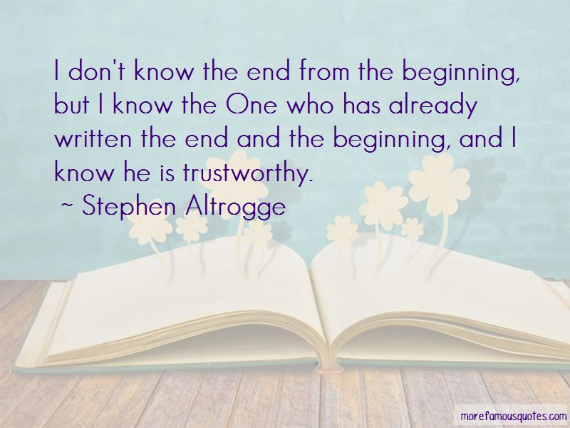 Stephen Altrogge Quotes