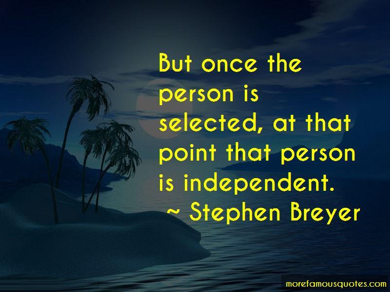 Stephen Breyer Quotes Pictures 2