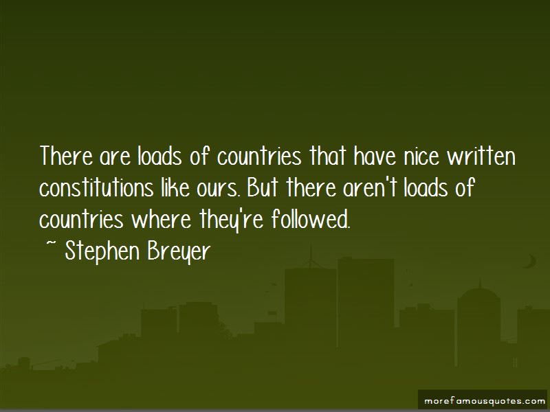 Stephen Breyer Quotes Pictures 4