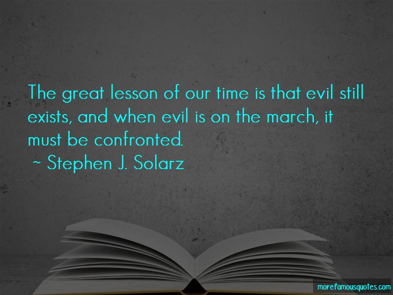 Stephen J. Solarz Quotes Pictures 2