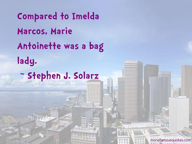Stephen J. Solarz Quotes