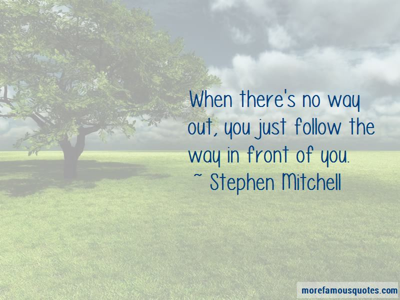 Stephen Mitchell Quotes Pictures 3