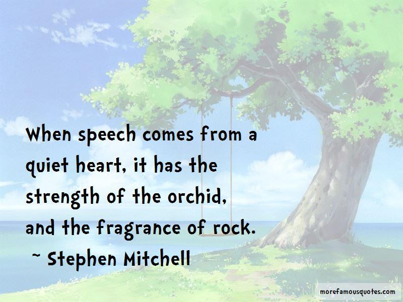 Stephen Mitchell Quotes