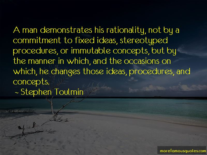 Stephen Toulmin Quotes Pictures 2
