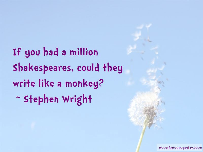 Stephen Wright Quotes Pictures 4