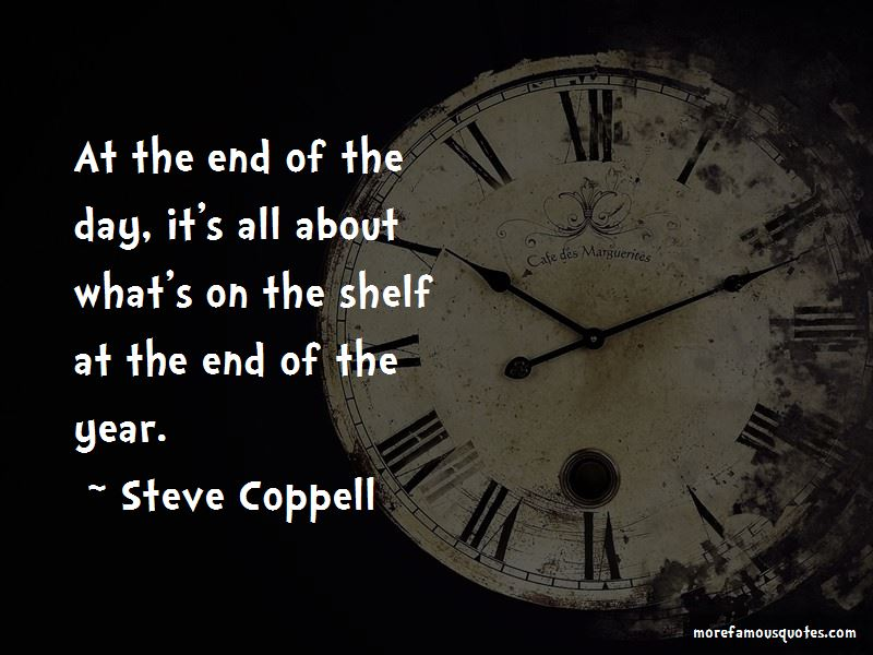 Steve Coppell Quotes