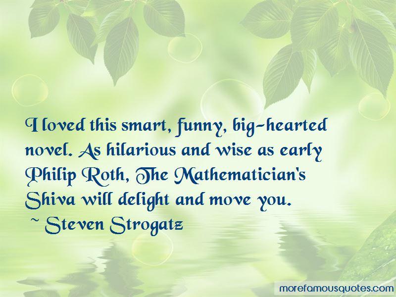 Steven Strogatz Quotes Pictures 4