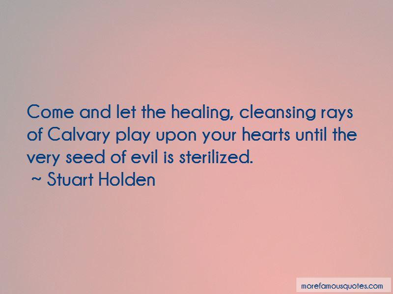 Stuart Holden Quotes
