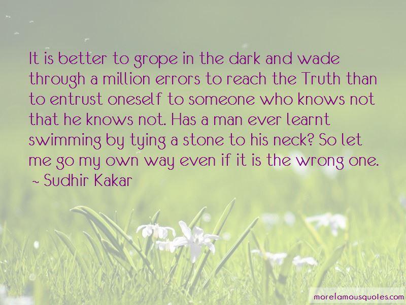 Sudhir Kakar Quotes