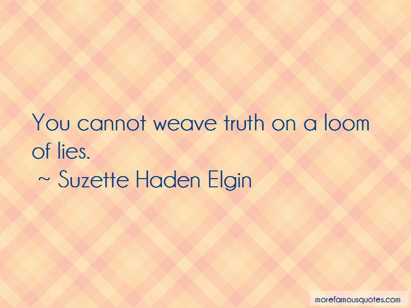 Suzette Haden Elgin Quotes Pictures 3