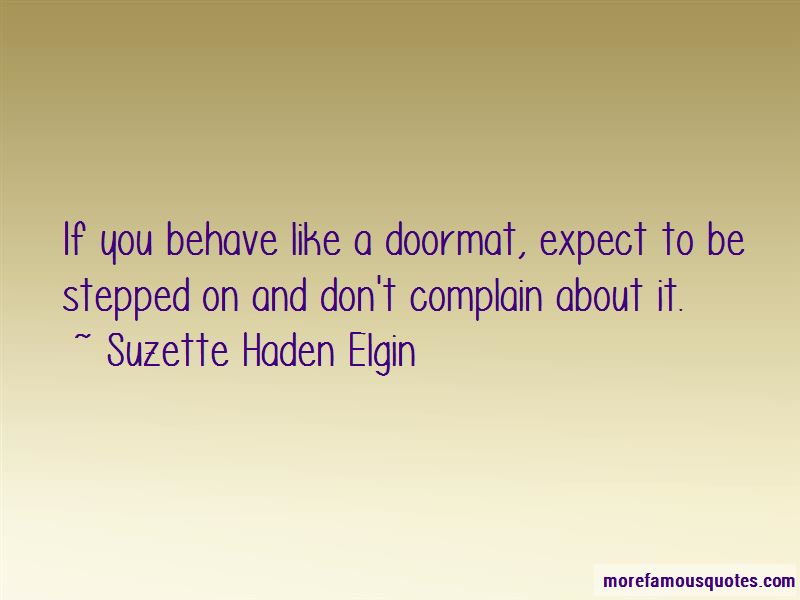 Suzette Haden Elgin Quotes