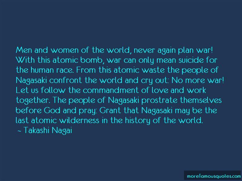 Takashi Nagai Quotes Pictures 2