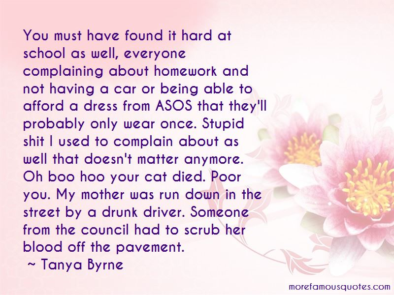 Tanya Byrne Quotes Pictures 2