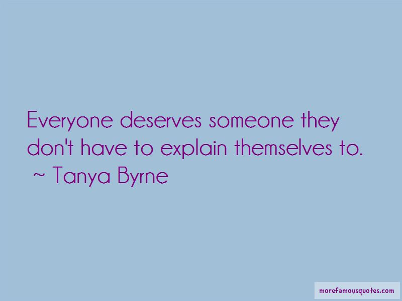 Tanya Byrne Quotes Pictures 3