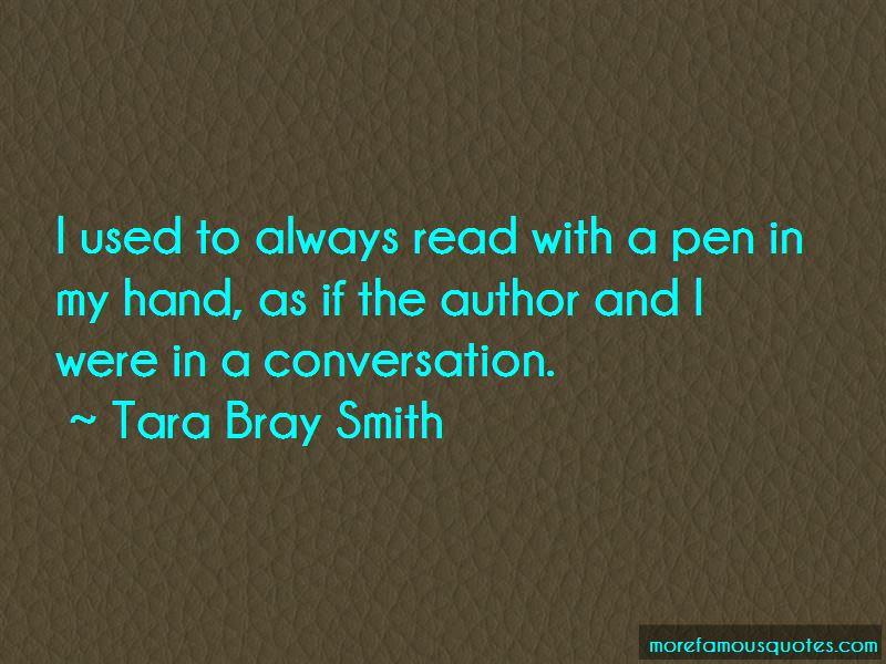 Tara Bray Smith Quotes Pictures 3