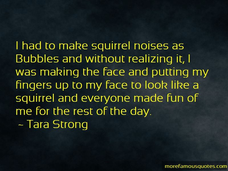 Tara Strong Quotes Pictures 4