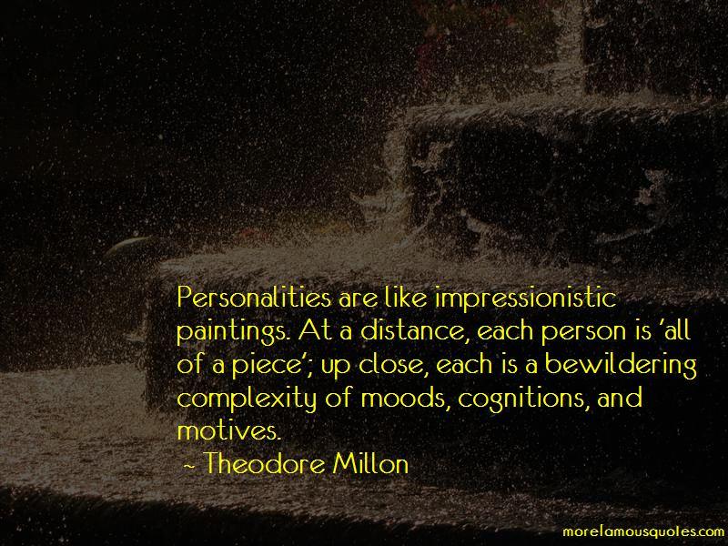 Theodore Millon Quotes
