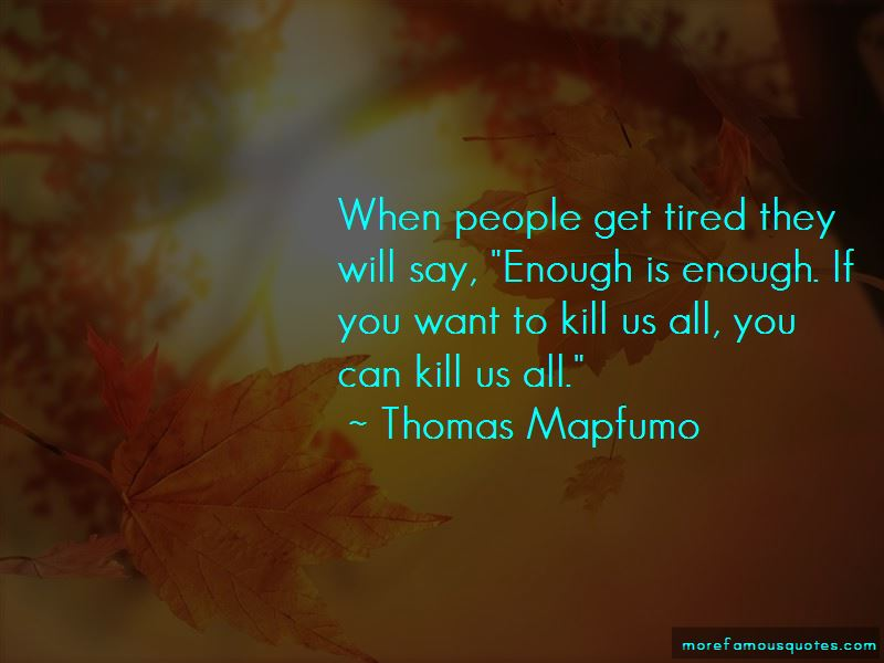 Thomas Mapfumo Quotes Pictures 3