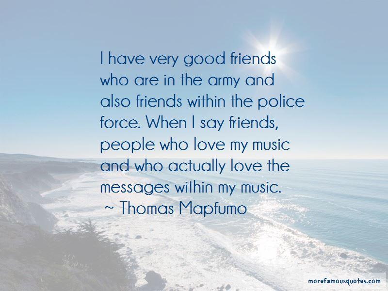 Thomas Mapfumo Quotes Pictures 4