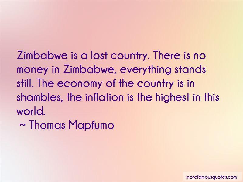 Thomas Mapfumo Quotes