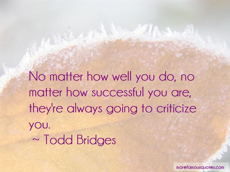 Todd Bridges Quotes Pictures 4