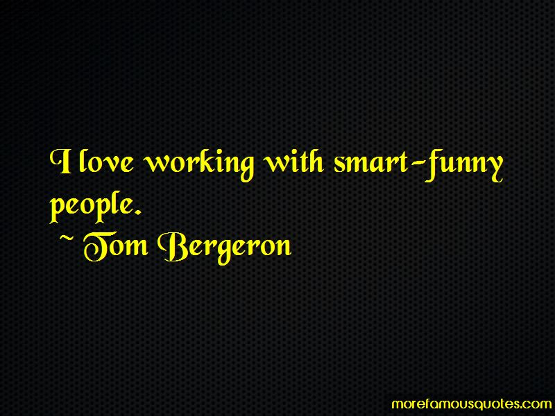 Tom Bergeron Quotes Pictures 2