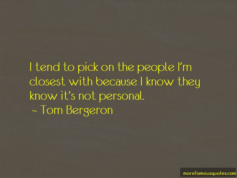 Tom Bergeron Quotes Pictures 4