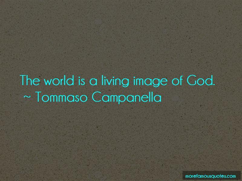 Tommaso Campanella Quotes Pictures 2