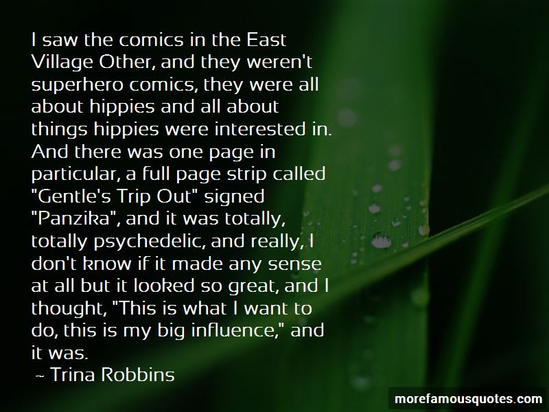 Trina Robbins Quotes Pictures 3
