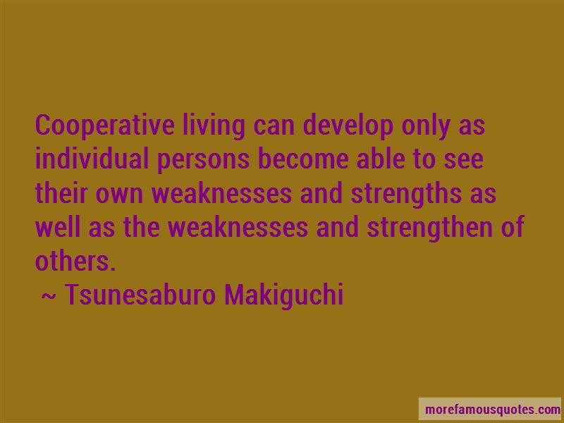 Tsunesaburo Makiguchi Quotes Pictures 4