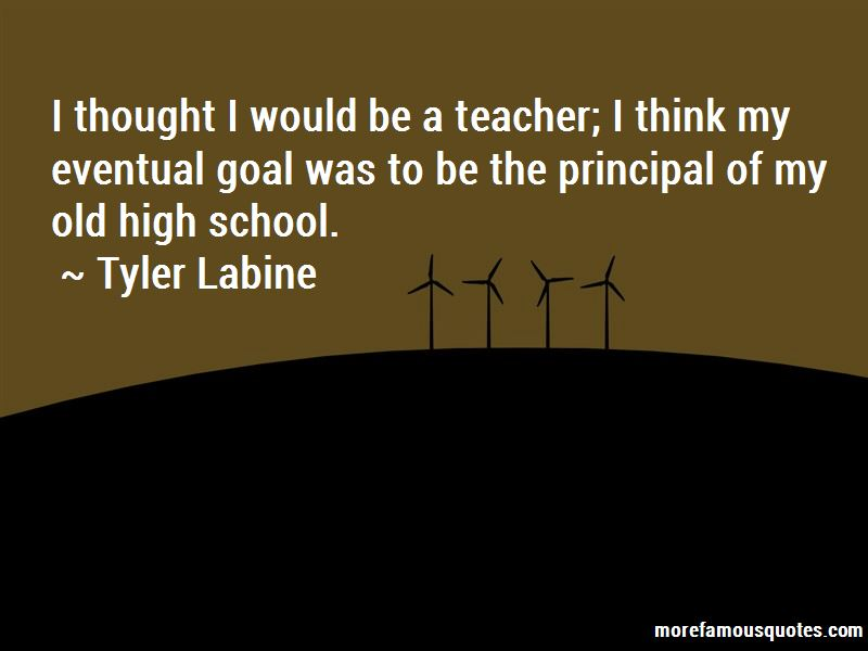 Tyler Labine Quotes Pictures 2