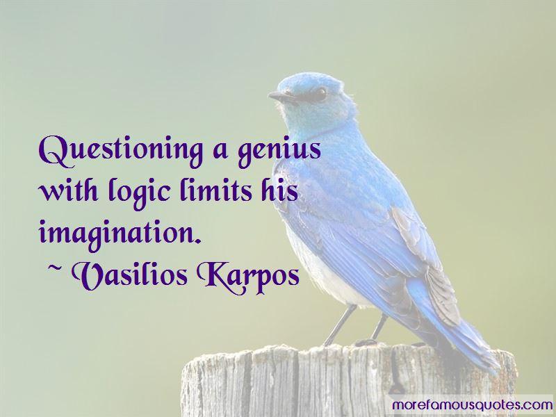 Vasilios Karpos Quotes Pictures 2