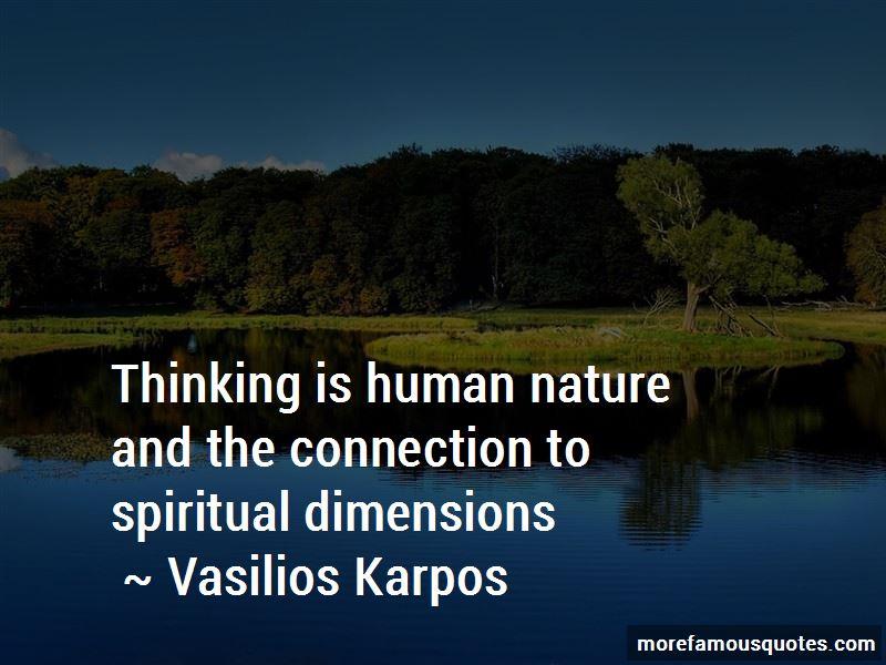 Vasilios Karpos Quotes Pictures 3