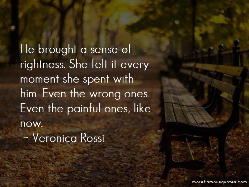 Veronica Rossi Quotes