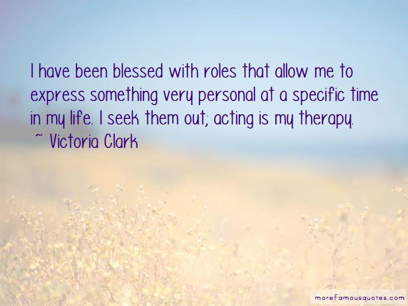 Victoria Clark Quotes Pictures 4