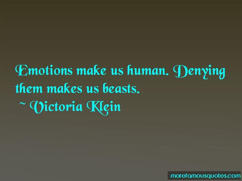 Victoria Klein Quotes Pictures 2