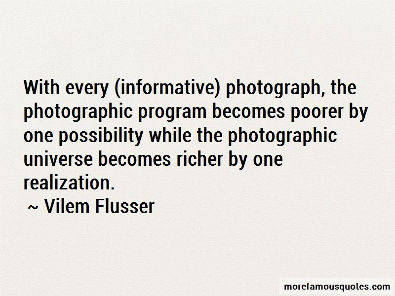 Vilem Flusser Quotes Pictures 3