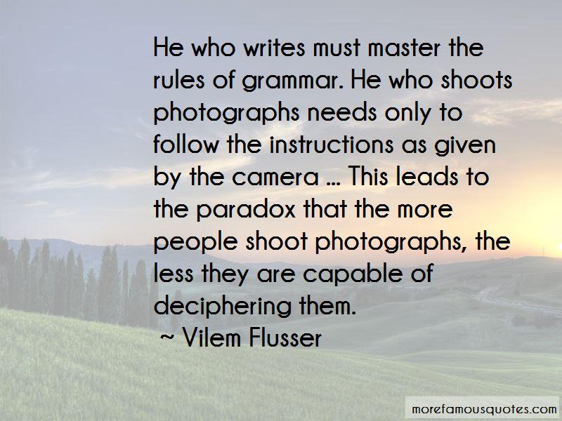 Vilem Flusser Quotes Pictures 4