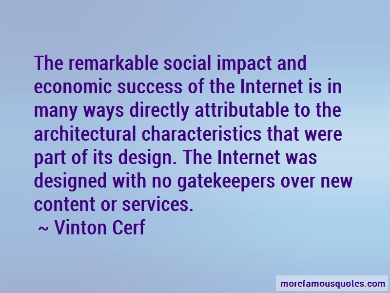Vinton Cerf Quotes Pictures 4
