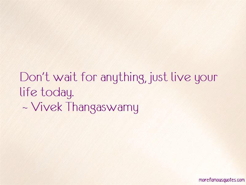 Vivek Thangaswamy Quotes Pictures 2