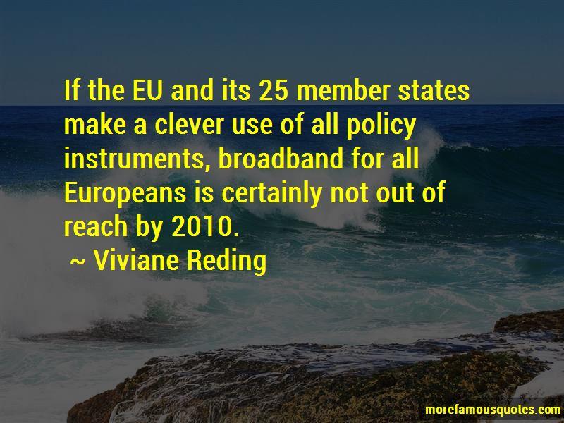 Viviane Reding Quotes Pictures 3