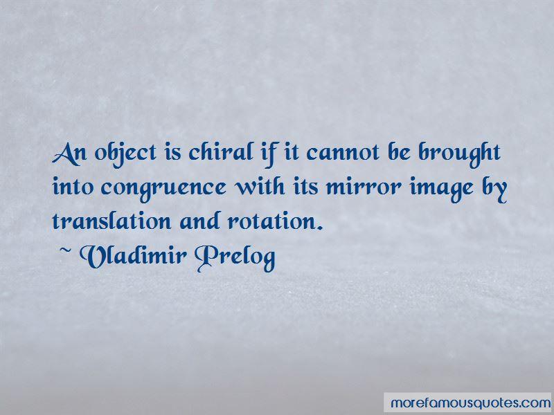 Vladimir Prelog Quotes Pictures 4