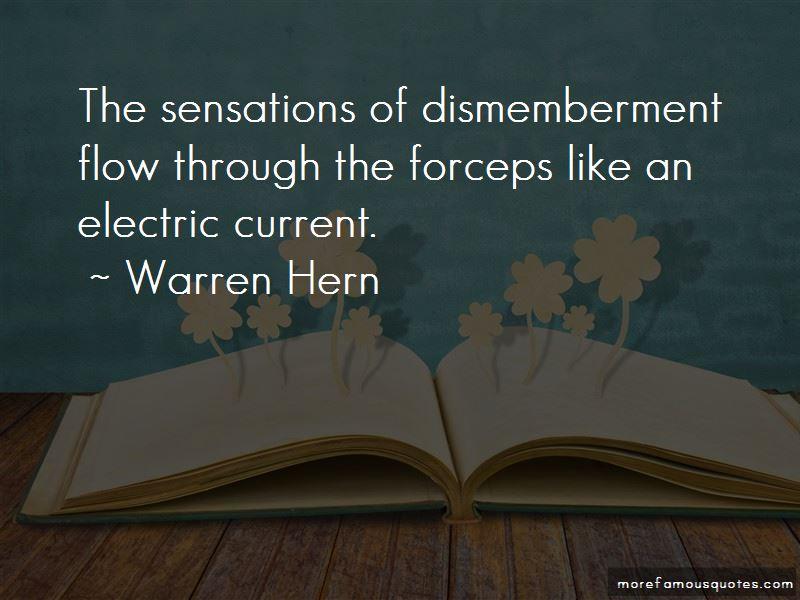 Warren Hern Quotes Pictures 2