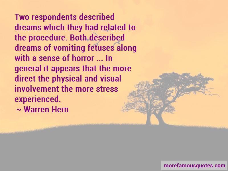 Warren Hern Quotes Pictures 3