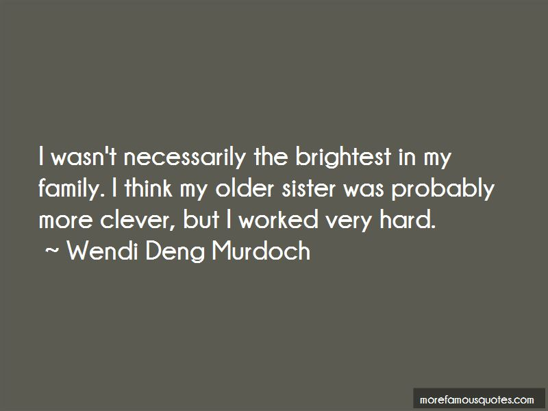 Wendi Deng Murdoch Quotes Pictures 2
