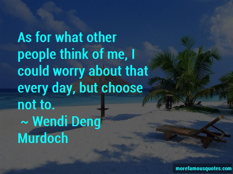 Wendi Deng Murdoch Quotes Pictures 4