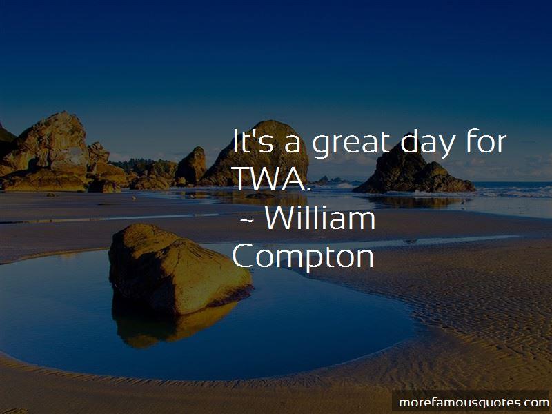 William Compton Quotes