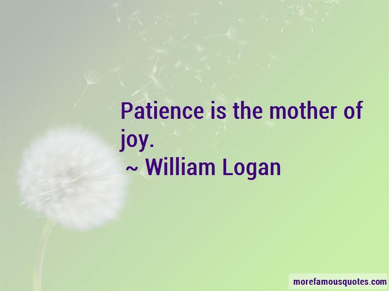 William Logan Quotes Pictures 3