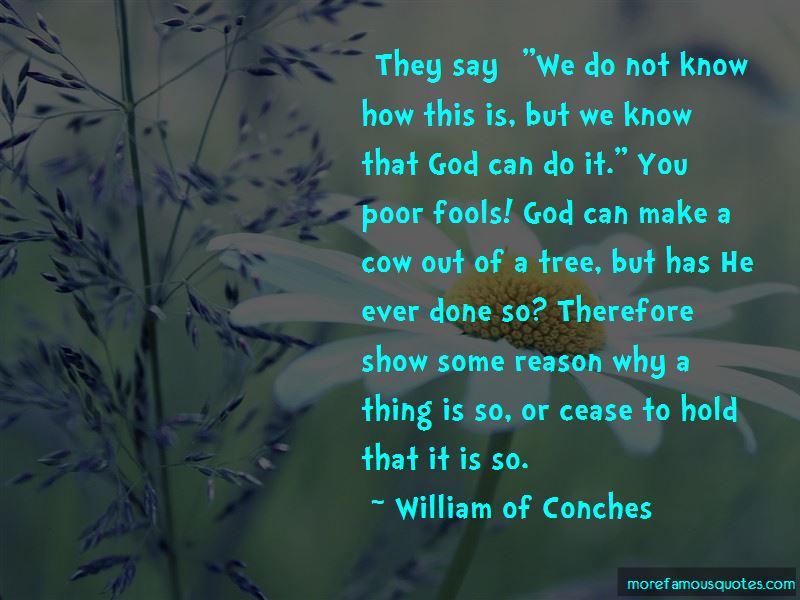 William Of Conches Quotes Pictures 2