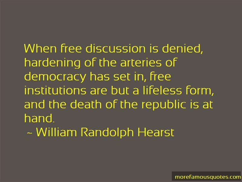 William Randolph Hearst Quotes